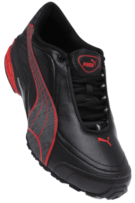 PUMAMens Lace Up Running Sport Shoe