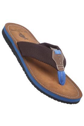 U.S. POLO ASSN. - Brown Sandals & Floaters - Main