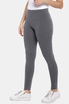 COTTONWORLD - Charcoal Leggings - 2