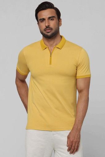 FRATINI -  Spicy_mustardT-Shirts - Main