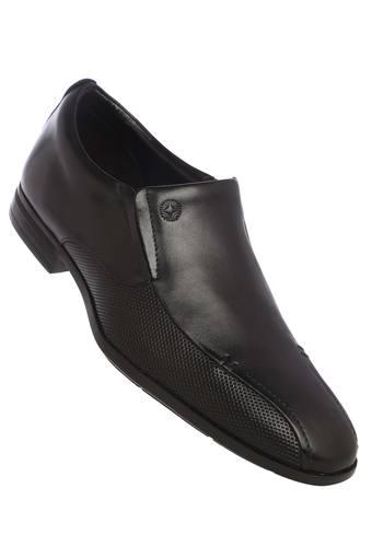 RUOSH -  Black Formal Shoes - Main
