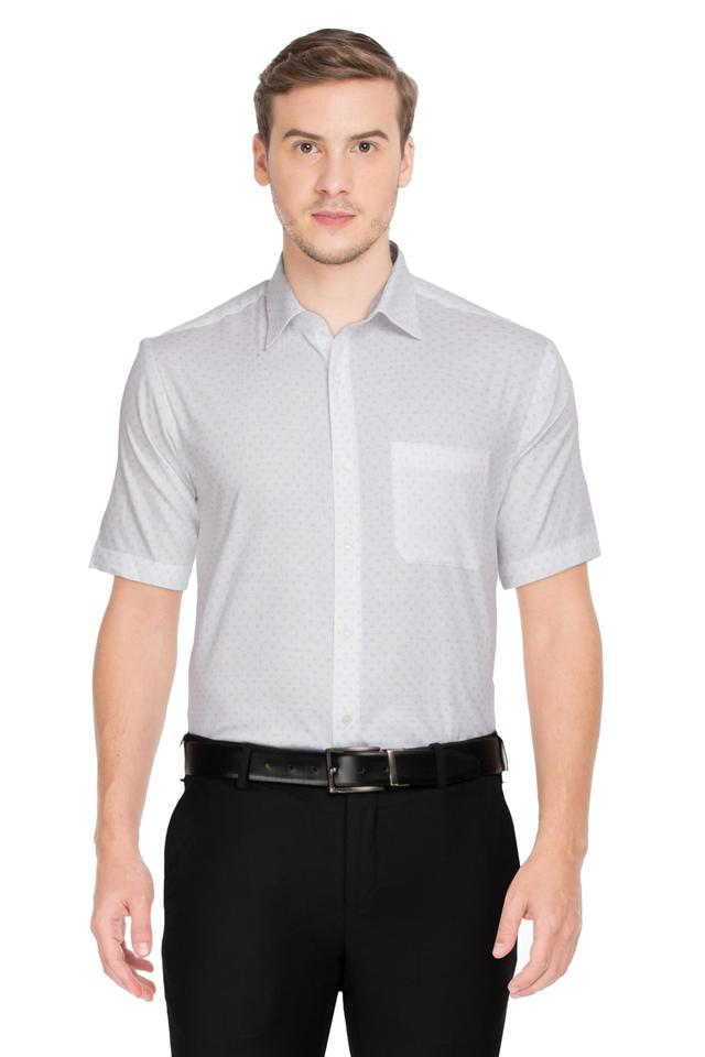 RAYMOND - Dark BlueFormal Shirts - Main