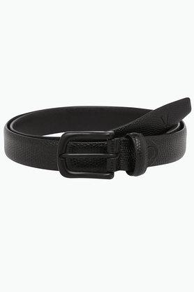 VAN HEUSEN Mens Buckle Closure Formal Belt - 202195888