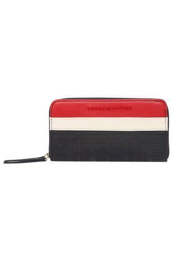 TOMMY HILFIGER -  MulticolourBlack & White_Handbags & wallets - Main