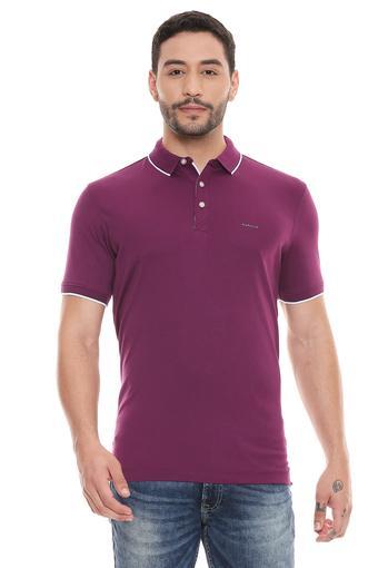 VAN HEUSEN -  PurpleT-shirts - Main