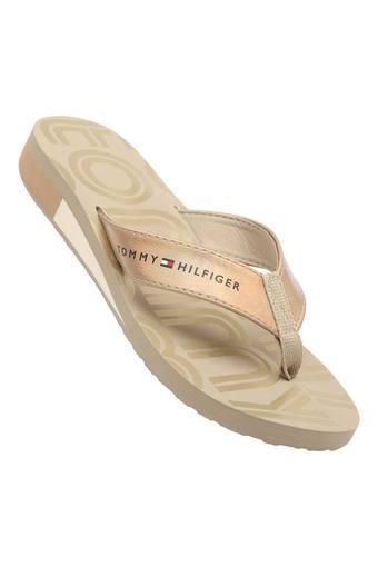 TOMMY HILFIGER -  StoneSlippers & Flip Flops - Main