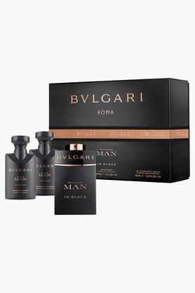 Roma Man In Black EDP 60ML + After Shave 40ML + Shower Gel 40ML