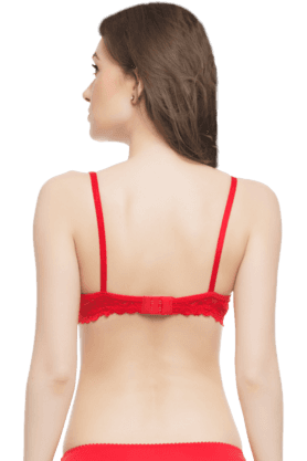 Lace Non-Padded Wirefree Bra