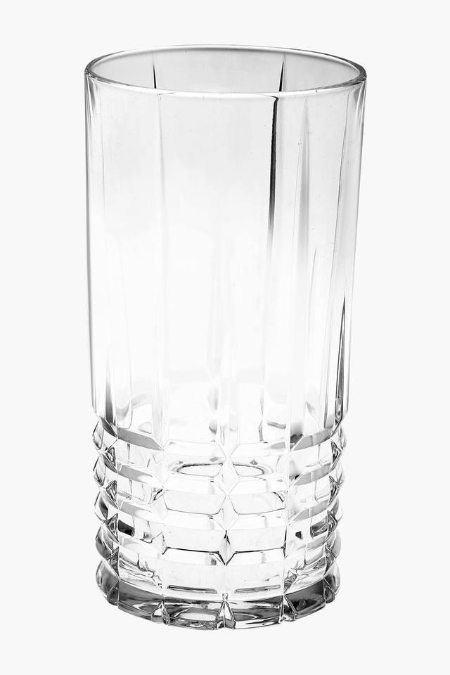 Straight Long Drink Glass Set of 6