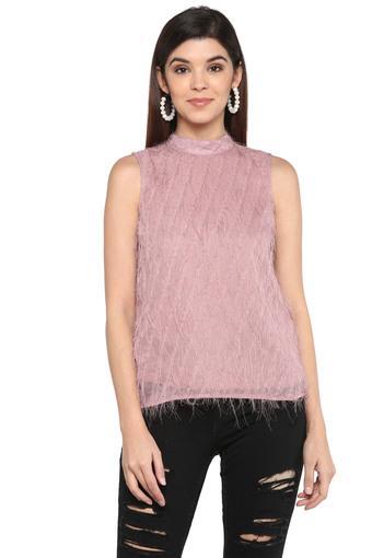 DISHA PATANI FOR GLAM LIFESTYLE -  PinkT-Shirts - Main