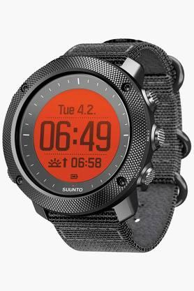 SUUNTO Unisex Traverse Alpha Stealth GPS Outdoor Watch