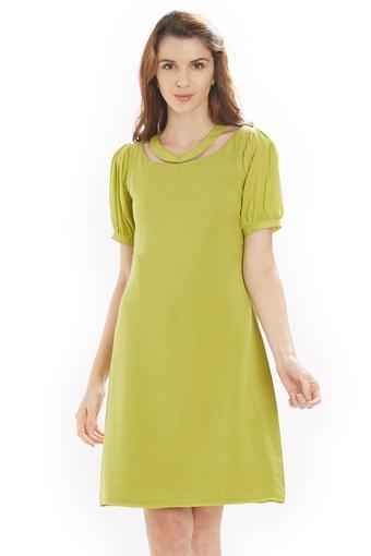 SOIE -  OliveT-Shirts - Main