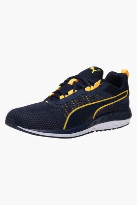 PUMA Mens Mesh Lace Up Sports Shoes  ... - 202332723