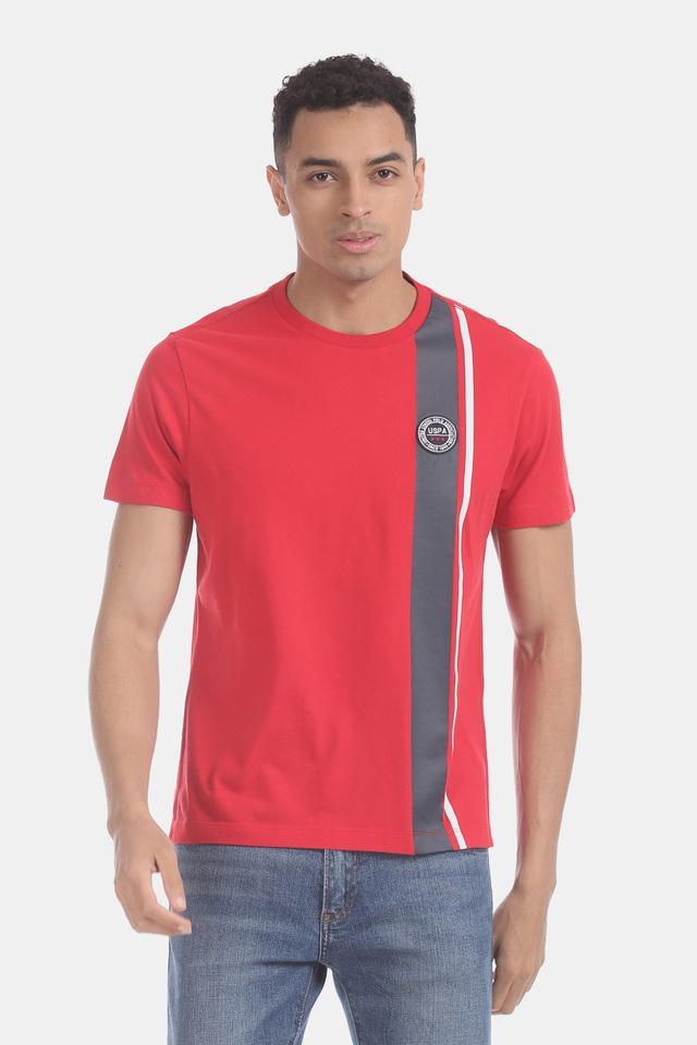 U.S. POLO ASSN. - RedT-Shirts & Polos - Main