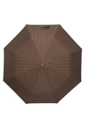 Mens Stripe 2 Fold Umbrella