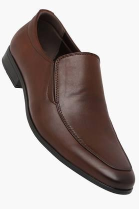 TRESMODE Mens Leather Slip On Formal Loafers  ... - 202252427