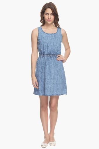 New ARRIVALS On  LIFENEWARRIVALS By Shoppers Stop | Womens Printed Dress @ Rs.1499