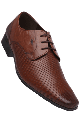 RED TAPE Mens Leather Lace Up Smart Formal Shoe