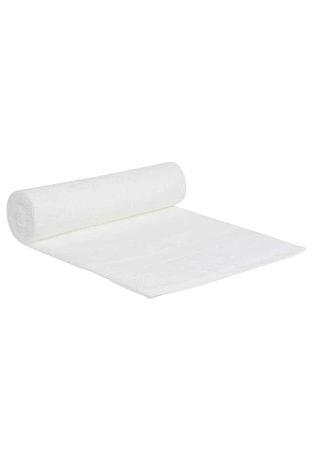 IVY - WhiteBath Towel - Main