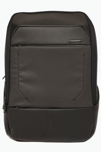 Unisex Zipper Closure Laptop Backpack