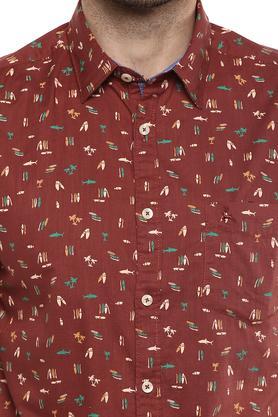 PARX - RedCasual Shirts - 4