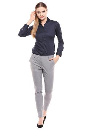 PARK AVENUE - Dark GreyTrousers & Pants - 3