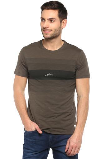 OCTAVE -  OliveT-Shirts & Polos - Main