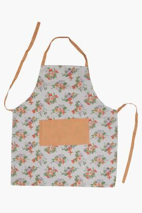 BLISS Multi Colour Printed Kitchen Linen Set (Apron) - 202233991