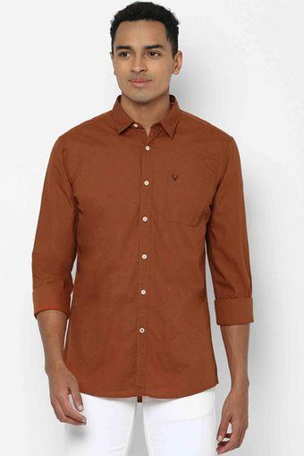ALLEN SOLLY JEANS -  RustCasual Shirts - Main