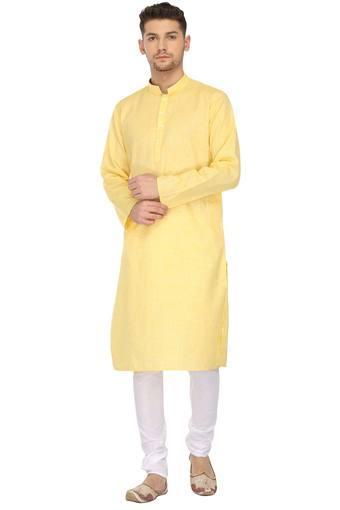 ETHNIX -  YellowEthnic Wear - Main