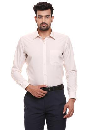 RAYMOND - FawnFormal Shirts - Main