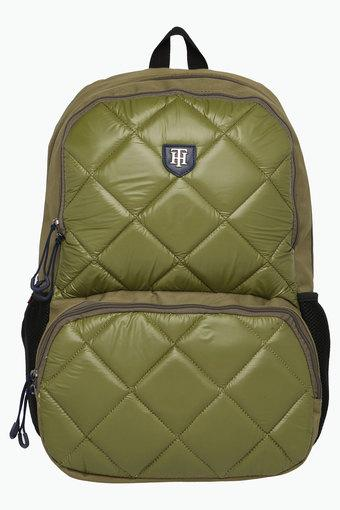 TOMMY HILFIGER -  Olive Travel Essentials - Main
