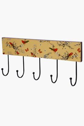 IVYWooden Printed Hanging Hooks