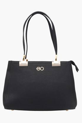 E2OWomens Zipper Closure Shoulder Bag - 201564149