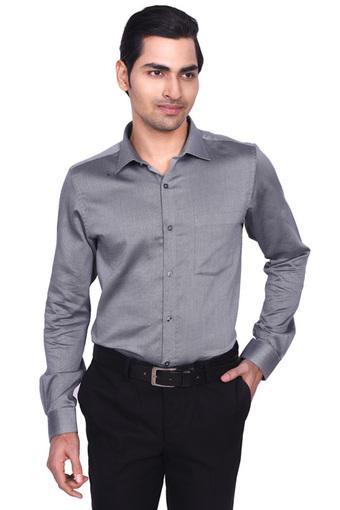 TURTLE -  GreyCasual Shirts - Main