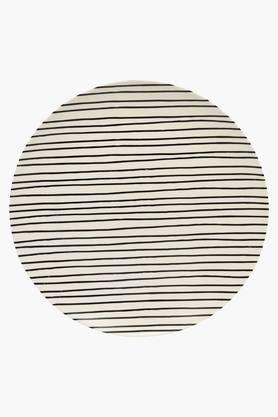 Modern Riad Striped Dinner Plate