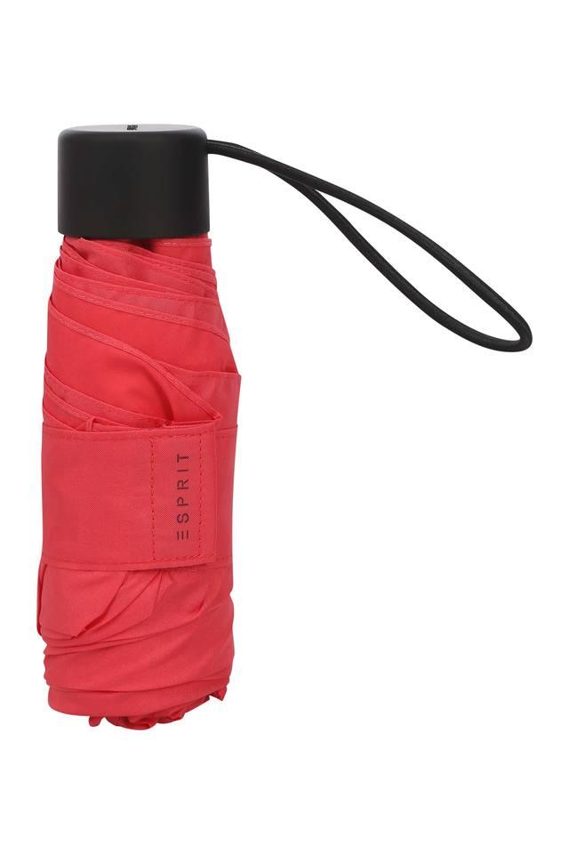 Unisex Solid 2 Fold Umbrella