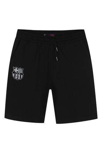 FC BARCELONA -  BlackBottomwear - Main