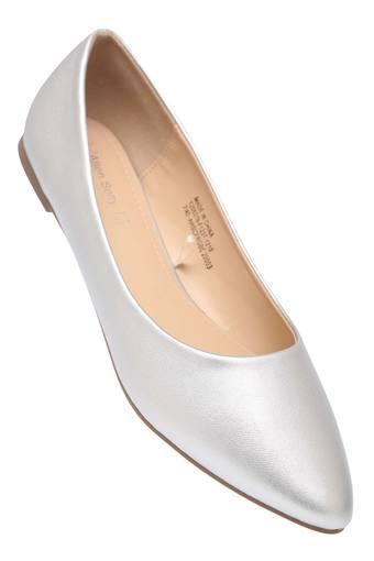 ALLEN SOLLY -  Silver GreyCasuals Shoes - Main