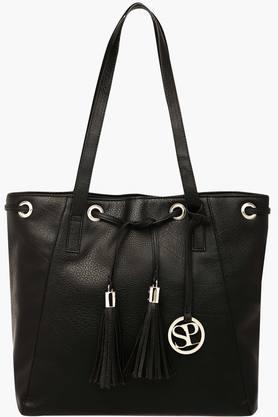 SATYA PAULWomens Zipper Closure Shoulder Bag