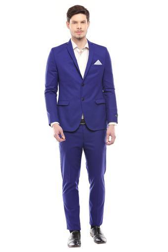 THEME -  Royal BlueSuits & Blazers & Ties - Main