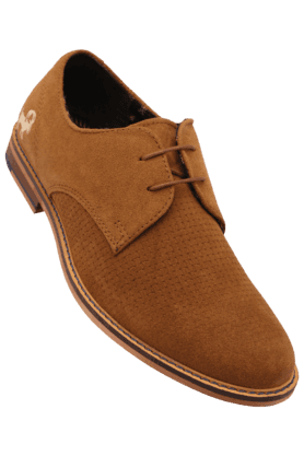 RED TAPE Mens Leather Casual Lace Up Shoe