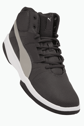 PUMAMens Lace Up Casual Shoe