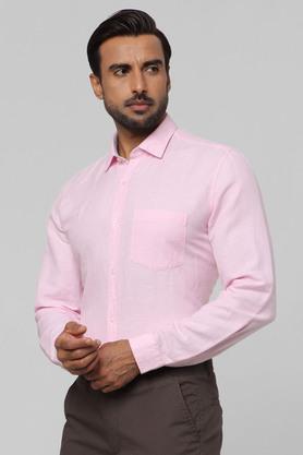 FRATINI - PinkFormal Shirts - 1
