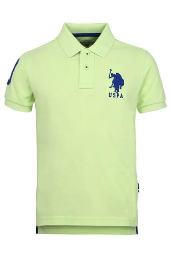 U.S. POLO ASSN. -  Leaf Green Products - Main