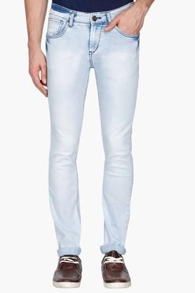RS BY ROCKY STAR Mens 5 Pocket Stretch Jeans