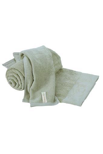 SPREAD -  OliveBath Towel - Main