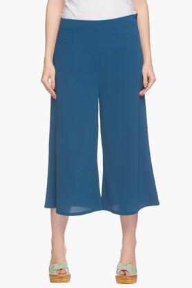 Womens Basic Culottes
