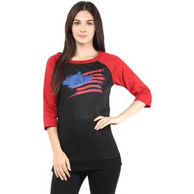 THE VANCAWomen Terry Fleece Sweatshirt - 200344372_8688