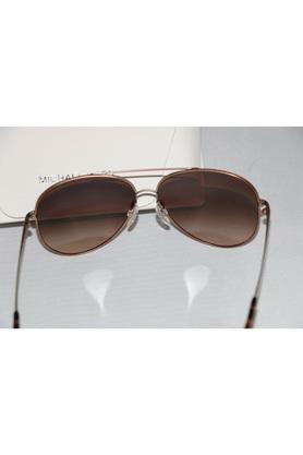 Womens Aviator UV Protected Sunglasses - MK5016